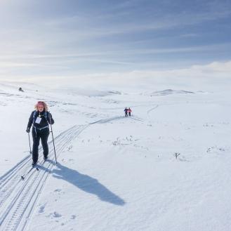 Vintersleppet 2017. Foto Solveig Hjallen-16